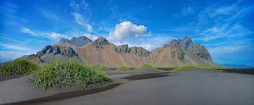 Vestrahorn, IJsland van