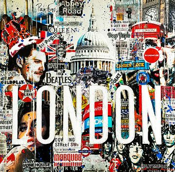 London van Frank van Meurs
