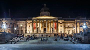 The National Gallery van