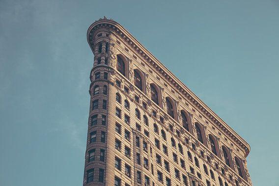 Flat Iron Building, Madison Square, New York City van Roger VDB