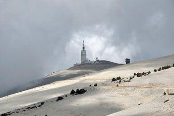 Mont Ventoux van Henk Piek