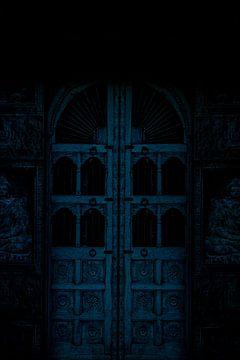 Ga niet naar binnen. van RNK Fotografie