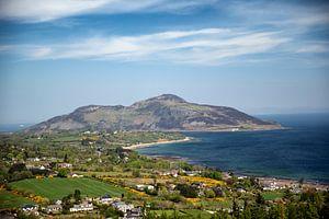 Whiting Bay and Holy Island, Arran van