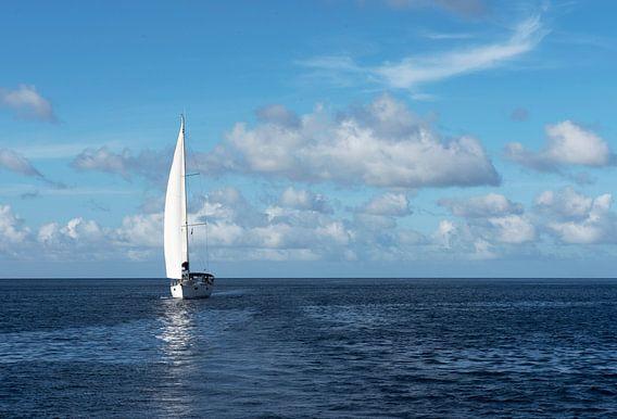 Ontspannen zeiltocht op de Caraïbische Zee
