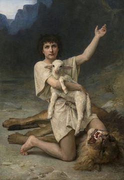 Der Hirte David, Elizabeth Jane Gardner
