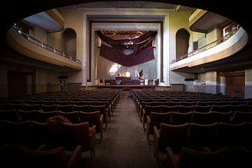 verlassenes Theater von Kristof Ven