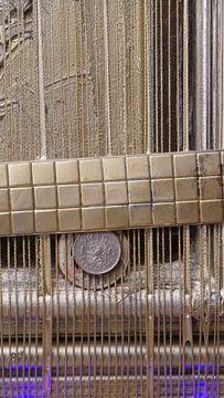 New Money System  (Nieuw geld systeem) van Willie Wete