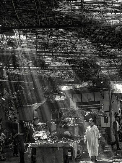 Marrakesch - Souks - Markt in der Altstadt
