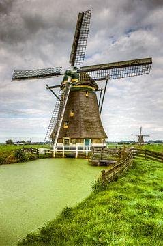 Molenviergang  Aarlanderveen van Gijs Rijsdijk