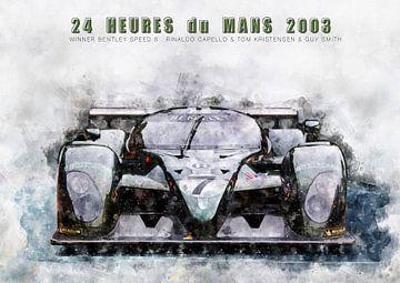 Le Mans Sieger 2003 von Theodor Decker