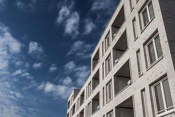 Appartementencomplex von Jasper Scheffers
