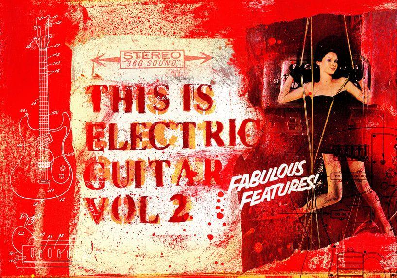 This Is Electric Guitar van Feike Kloostra