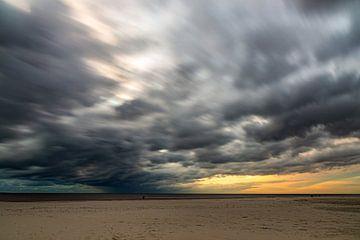 Unwetterwolken von Annett Mirsberger