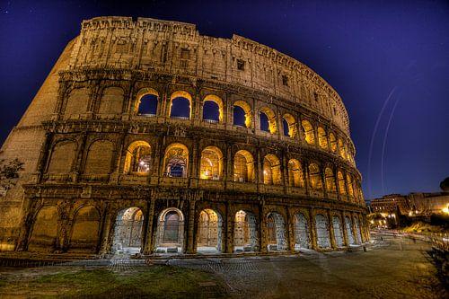 Il Colosseo van