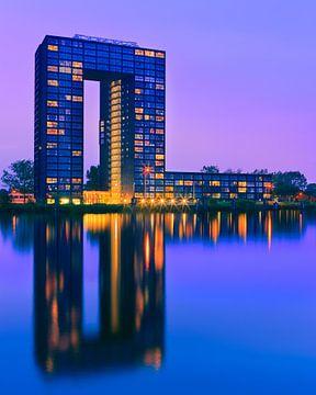 Tasmantoren, Groningen van Henk Meijer Photography