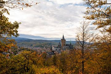 """Schloss """"Wernigerode"""" van"""