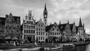Gent Belgien von Jaap van Lenthe