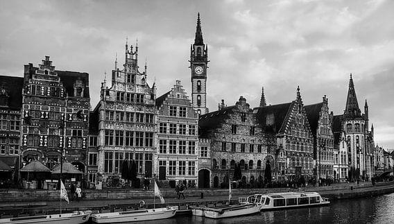 Gent Belgie van Jaap van Lenthe