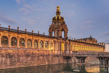 Zwinger, Dresden  von Gunter Kirsch