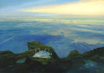 Höhenbad van Silvian Sternhagel