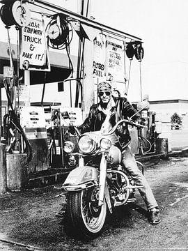 Route66 fuel pump Harley Davidson von harley davidson