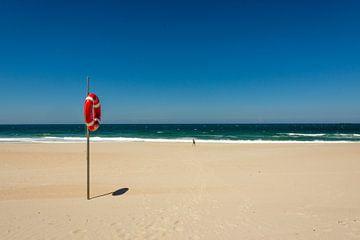Verlassener Strand in Portugal von Reis Genie