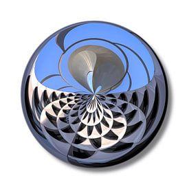 Utrecht circle van Mike Bing