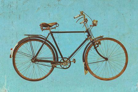 Das Vintage Fahrrad