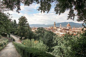 Tuinen van Florence: Giardino Barbini van The Book of Wandering