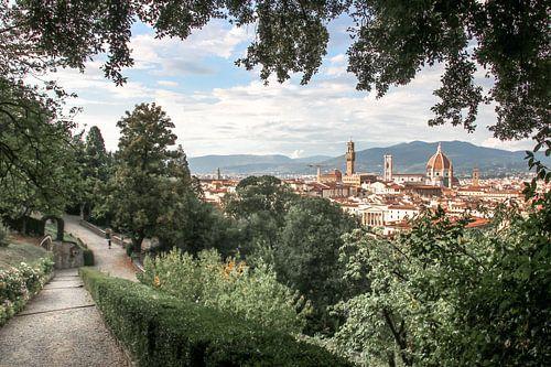 Tuinen van Florence: Giardino Barbini