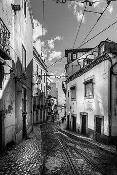 Alfama, Lissabon von Jens Korte