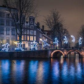 Herengracht, Amsterdam van Stuart Dayus