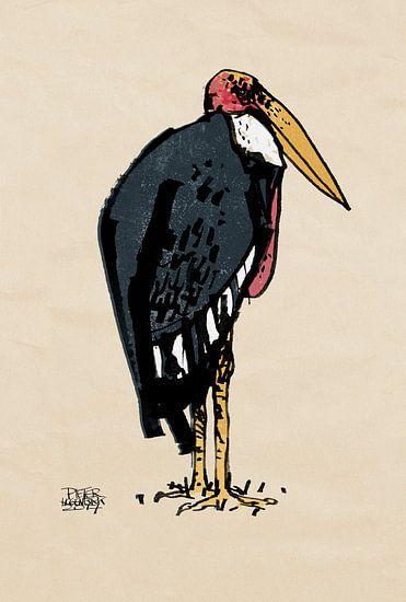 Mariboe van Pieter Hogenbirk