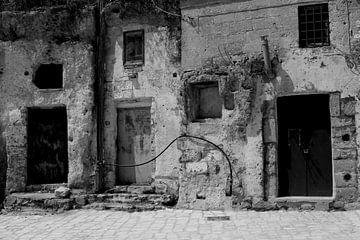 Sassi Matera, Italië van Inge Hogenbijl