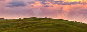 Toscaans landschap panorama II