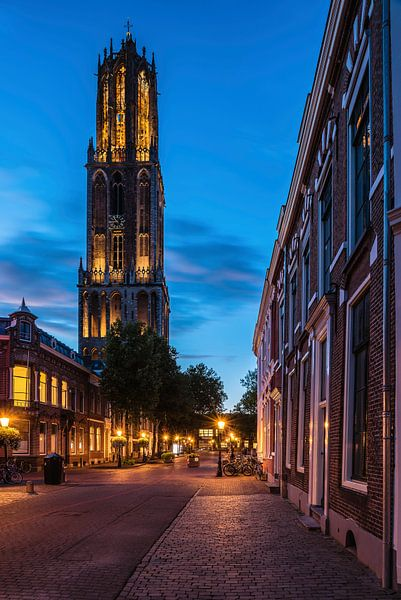 Tour Dom, Utrecht sur John Verbruggen