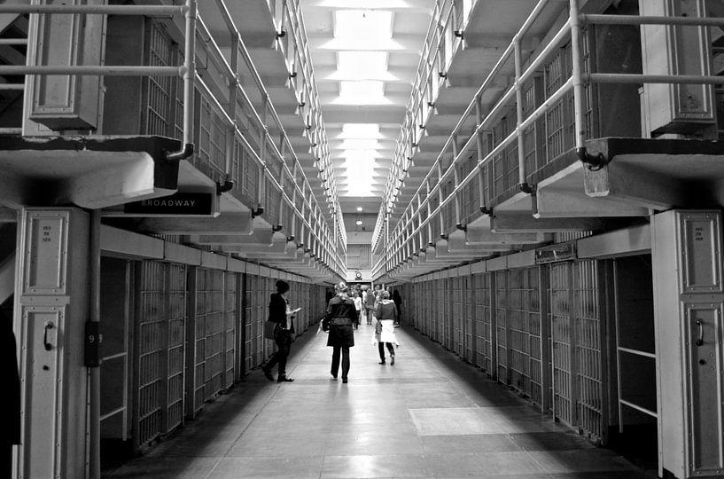 Alcatraz-Gefängnis - San Francisco - Amerika von Be More Outdoor