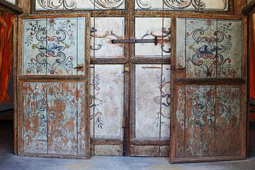 Oude Italiaanse deuren
