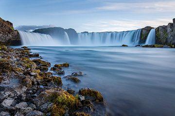 Godafoss Iceland von Bart van Dinten
