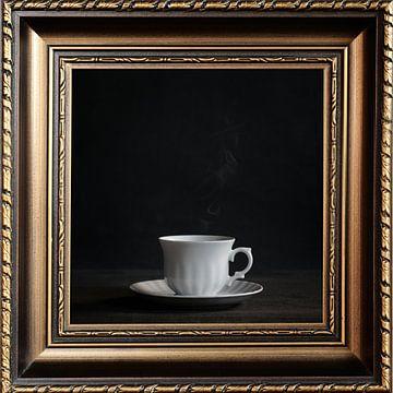 Eine Tasse Kaffee von Mariska Vereijken