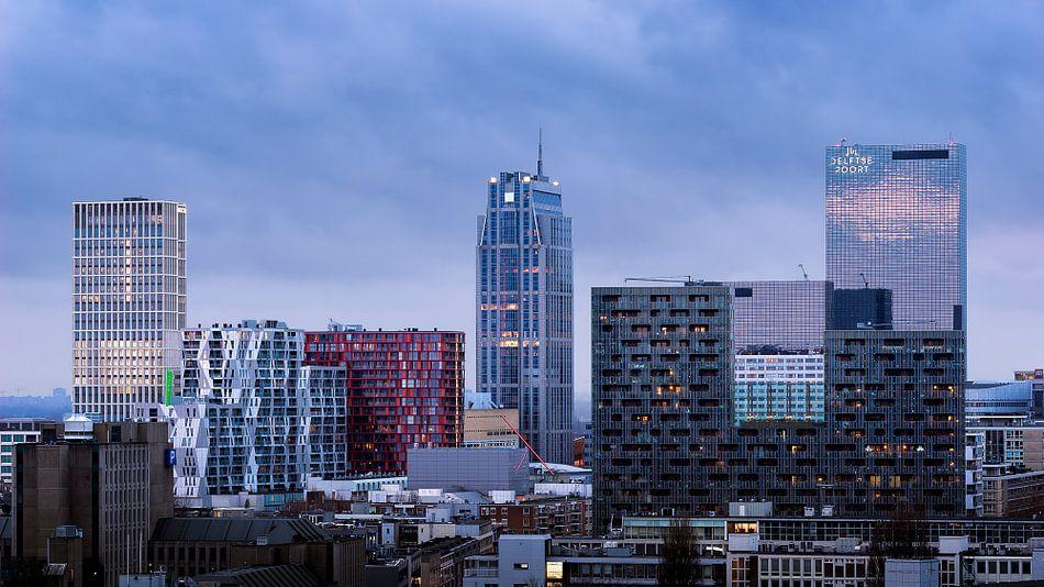 Rotterdam City Views