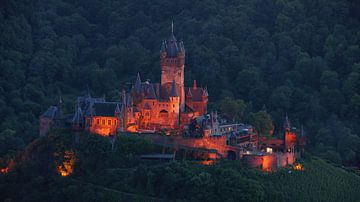 De Rijksburcht in Cochem von