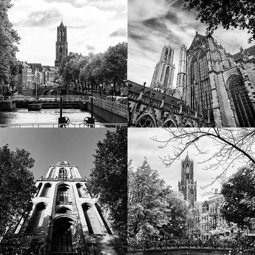 Het Dom kwartet. De trots van Utrecht.