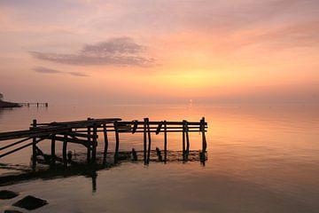 Serene zonsopkomst van FotoBob