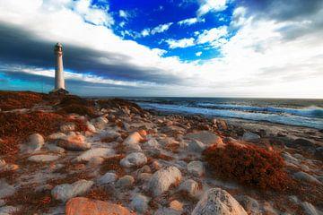 Baken aan de kust van Heleen van de Ven