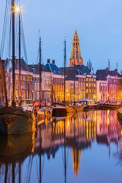 Hoge der A en Lage der A, Groningen