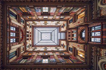 Galleria Sciarra, Rom., Massimo Cuomo von 1x