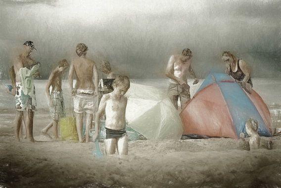 Beach van Juliën van de Hoef