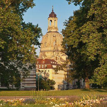 Frauenkirche, Dresden sur Gunter Kirsch