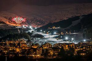 Nacht skiën